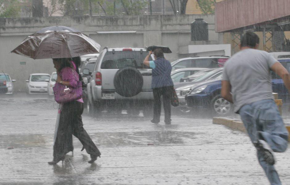 Onamet pronostica aguaceros y tronadas por efectos de vaguada