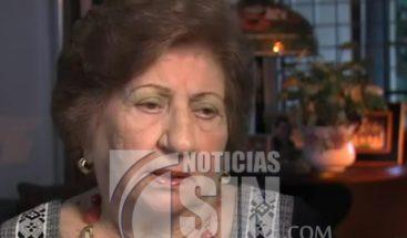 Muere a los 95 años Matilde Hasbún viuda Selman