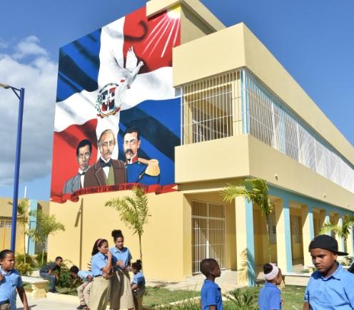 El municipio La Victoria tiene un nuevo plantel estudiantil