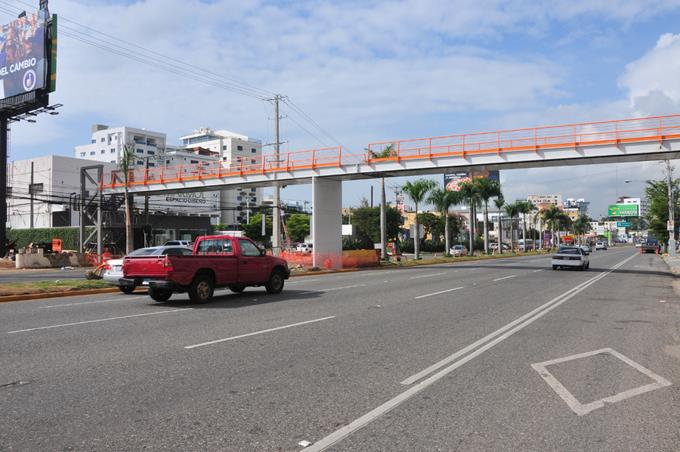 MOPC construirá puente peatonal en el kilómetro 44 de la autopista Duarte