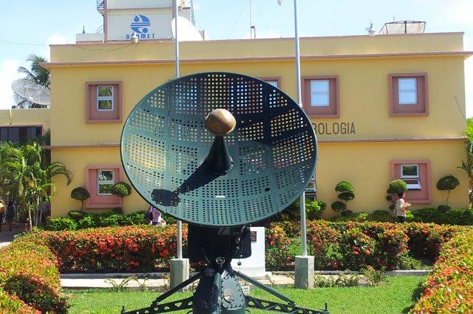 Onamet descontinúa las alertas meteorológicas