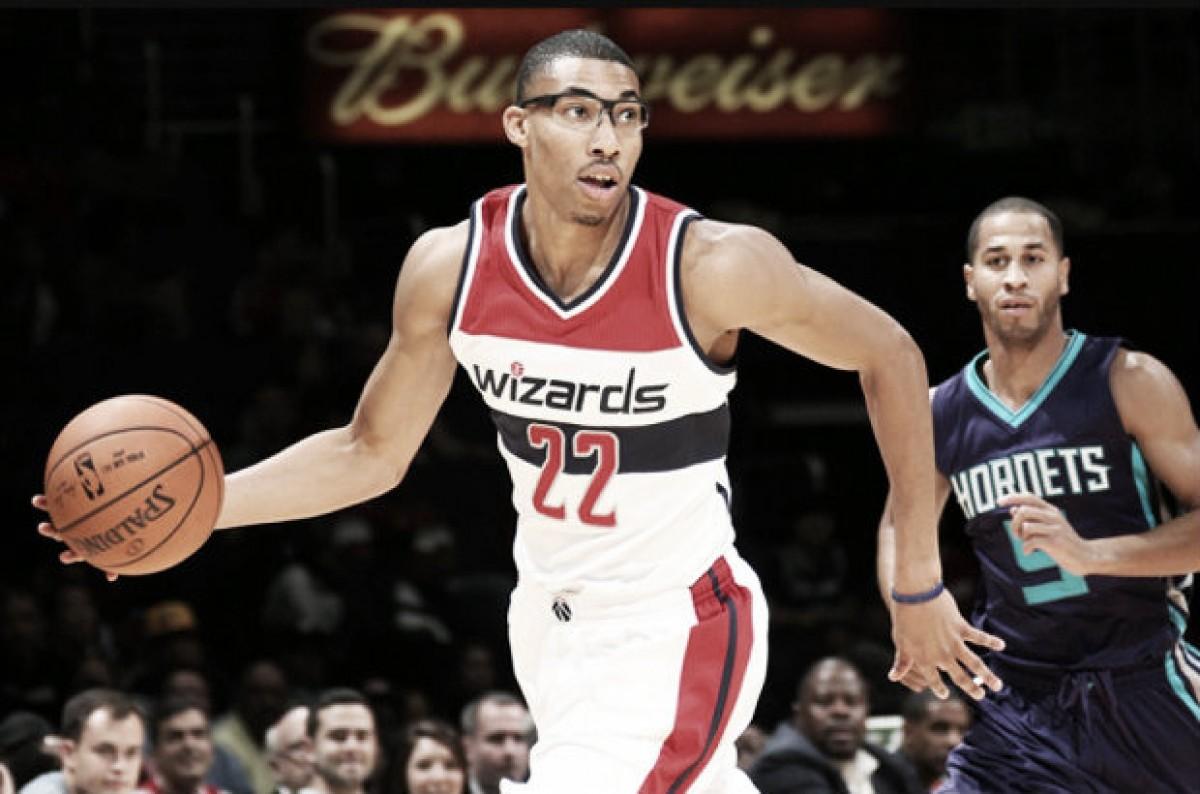 Los Wizards se quedan sin el alero Porter Jr. por lesión en pierna izquierda