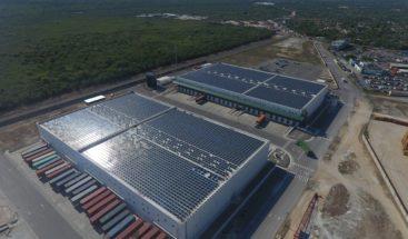 Instalan parque logístico para aprovechar la energía solar