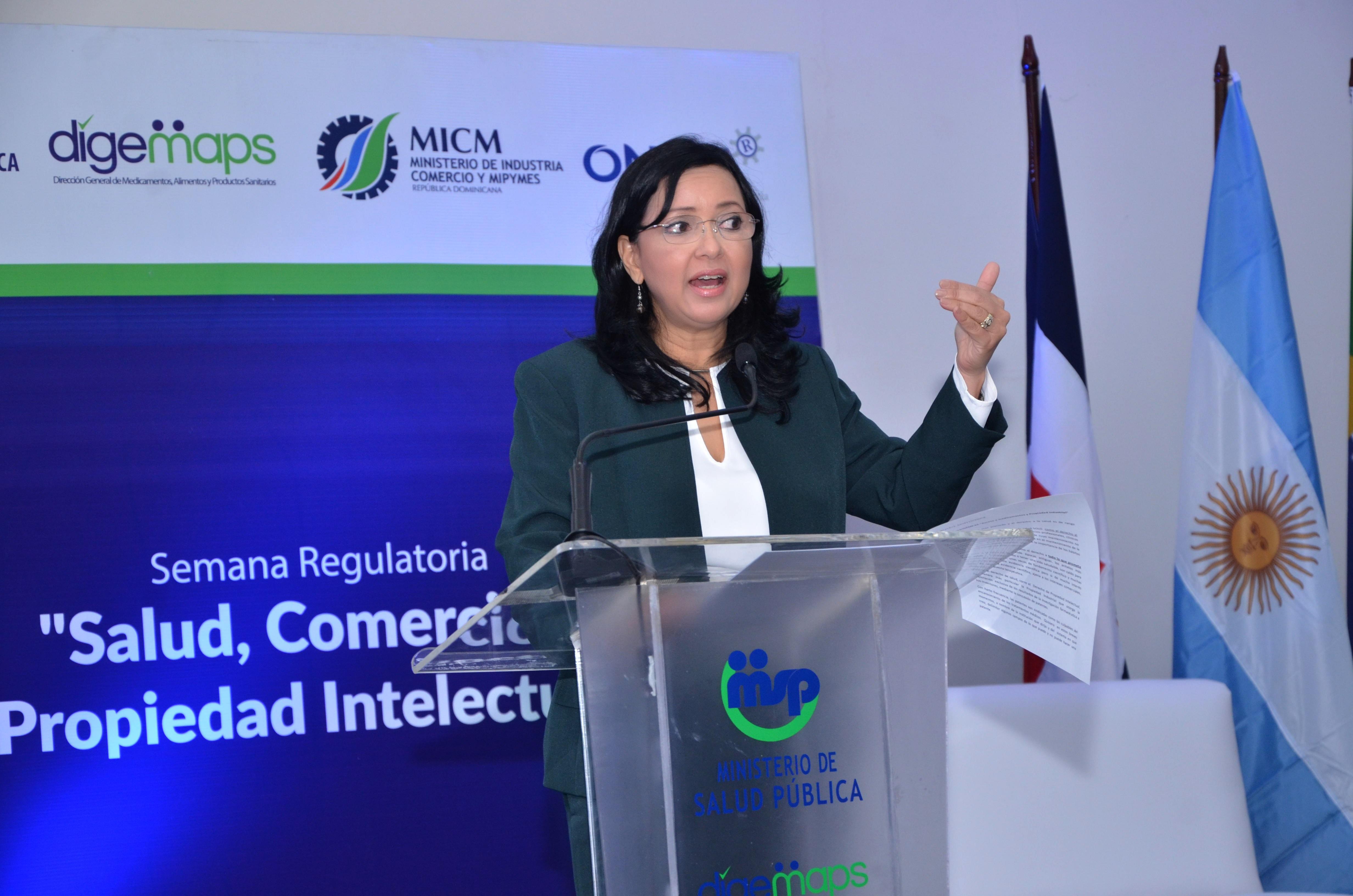 Onapi defiende examen riguroso en la concesión de patentes