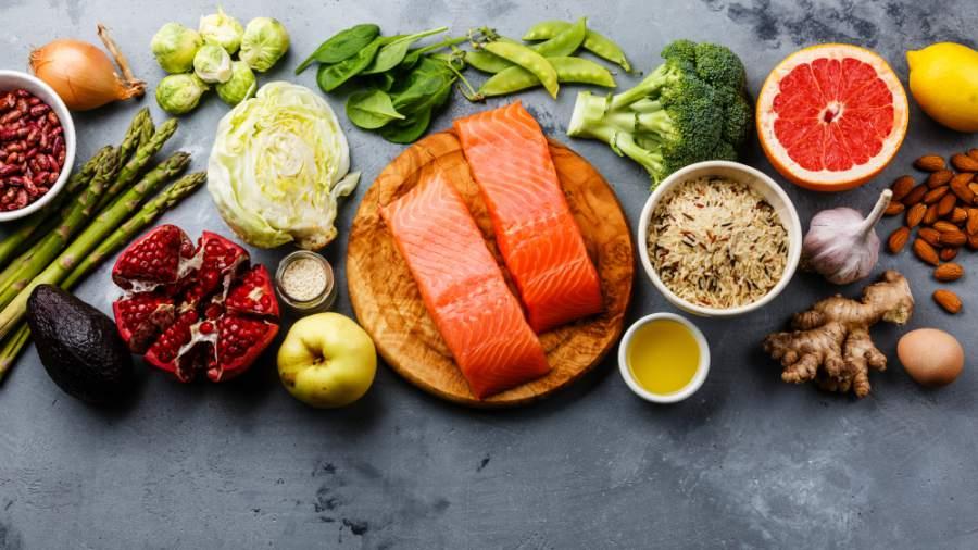 Lista de algunos alimentos antitumorales
