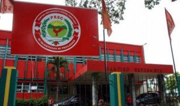 Dirigentes reformista advierten al PRM no cambiar postura de ley de partidos