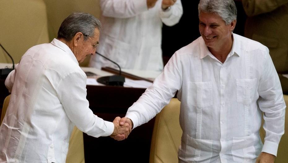 Miguel Díaz-Canel, el casi seguro sucesor de Raúl Castro