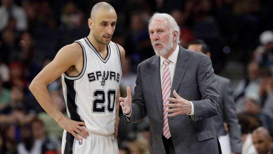 Popovich no estará con Spurs en tercer partido ante Warriors