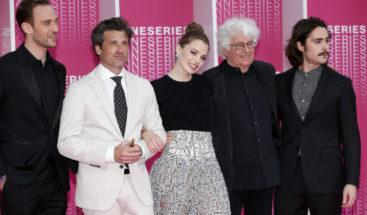 Cannes revela avance de serie