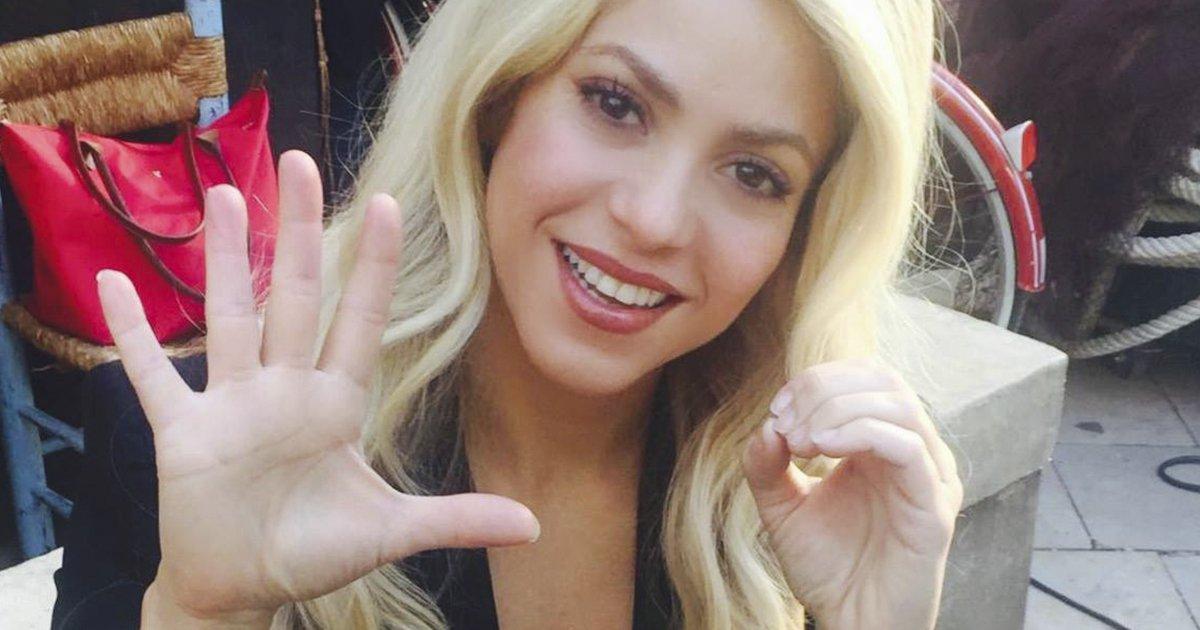 Shakira nominada a mejor álbum latino en Billboard Music Awards 2018