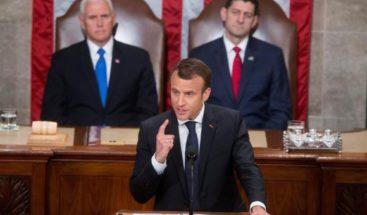 Macron asegura que un nuevo acuerdo con Irán, evitaría una potencial