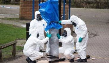 La policía identifica a sospechosos del envenenamiento a los Skripal