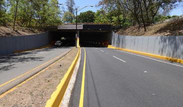 MOPC cierra por tres días túnel Núñez de Cáceres; habrá rutas alternas
