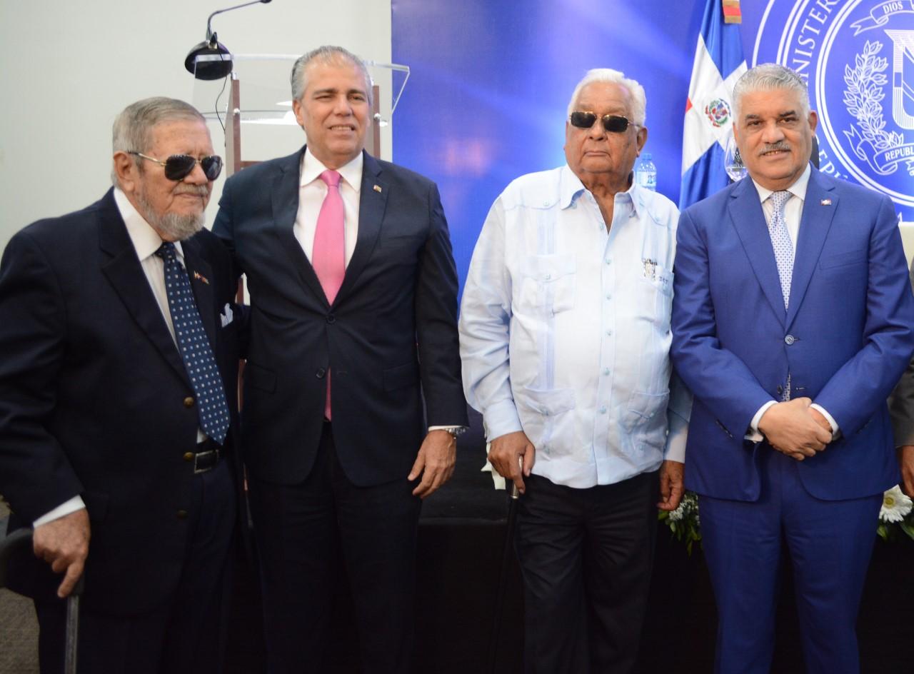 En aniversario relaciones RD-Cuba Euclides resalta hermandad histórica