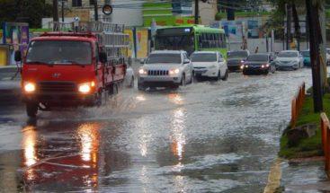 Vaguada provocará aguaceros y tronadas; 10 provincias en alerta