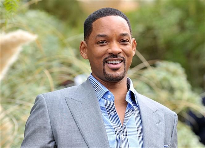 Will Smith llega a Cartagena para grabar la película