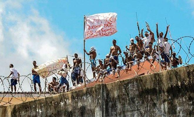 Al menos 20 muertos en intento de fuga en cárcel de Brasil
