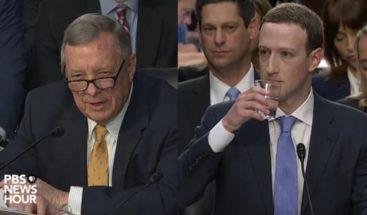 La pregunta que ridiculizó y dejó en evidencia a Mark Zuckerberg