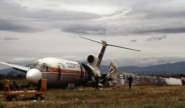 Accidentes aéreos más importantes en Cuba