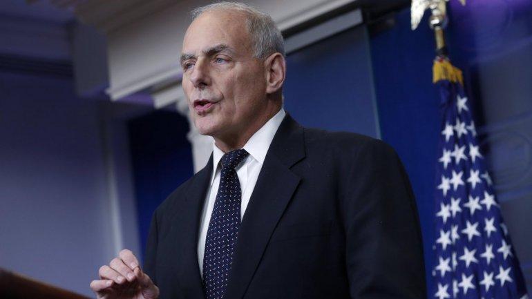 Kelly dice que mayoría de los indocumentados de EE.UU.