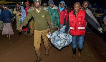 Al menos 20 muertos y muchos desaparecidos al reventar una represa en Kenia