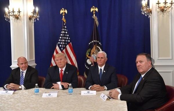 Comité de Senado EEUU respalda a la candidata de Trump a directora de la CIA