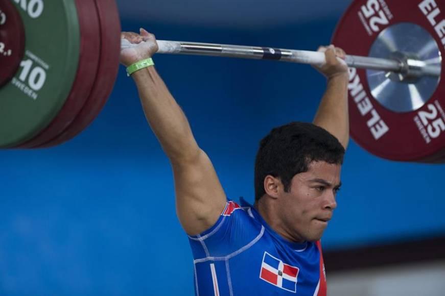 R.Dominicana gana 3 oros, Colombia 3 platas y 2 bronces Panamericano de Pesas