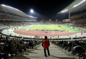 El papa invita a los pobres al Golden Gala de atletismo en estadio Olímpico