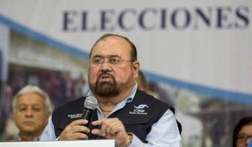 Renuncia presidente del Poder Electoral de Nicaragua en medio de crisis