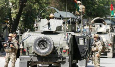 Al menos 35 muertos en ataques contra fuerzas de seguridad en Afganistán