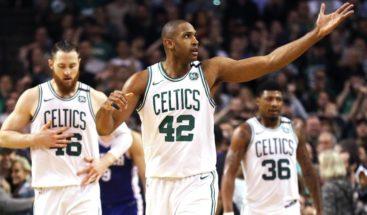 Horford, Brown yMorris destrozan a Cavaliers y Celtics toman ventaja