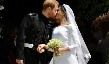 Más de 13 millones de espectadores siguieron la boda real en la TV británica