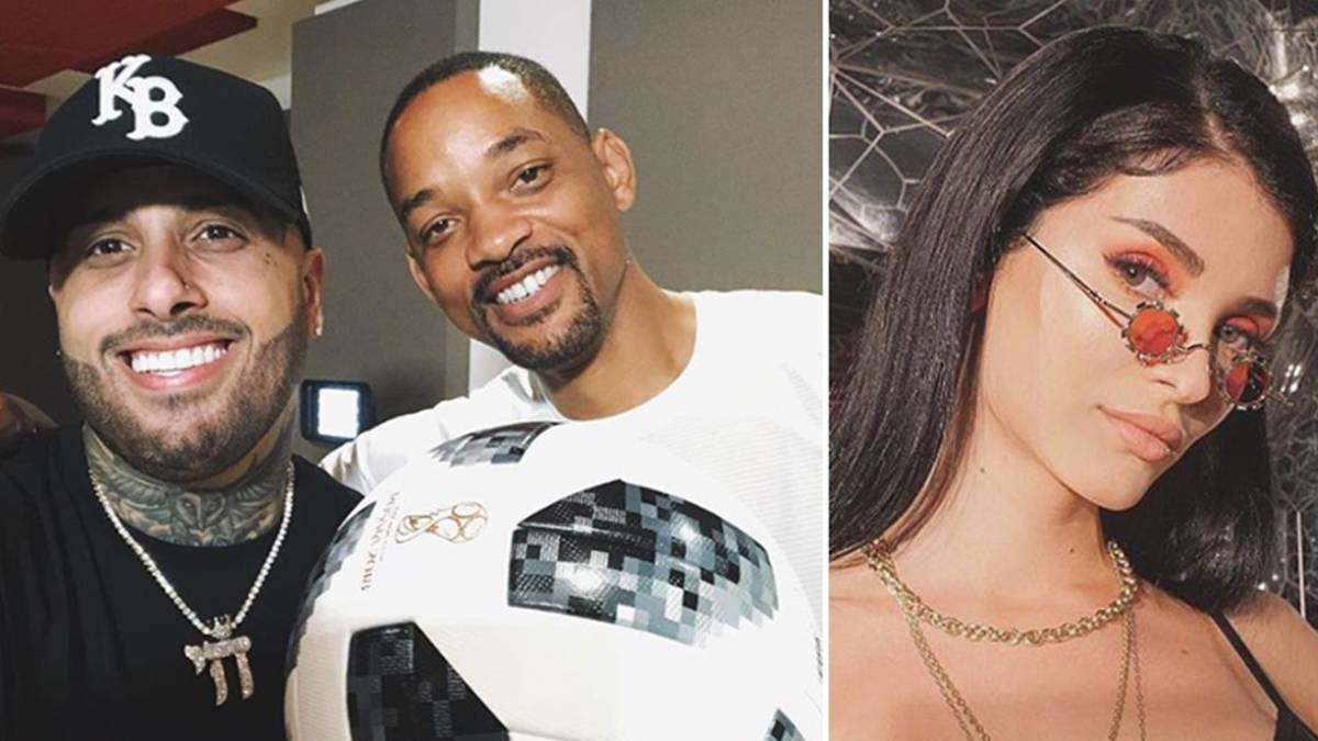 Will Smith interpreta canción oficial con Nicky Jam y Era Istrefi en Mundial de Rusia 2018
