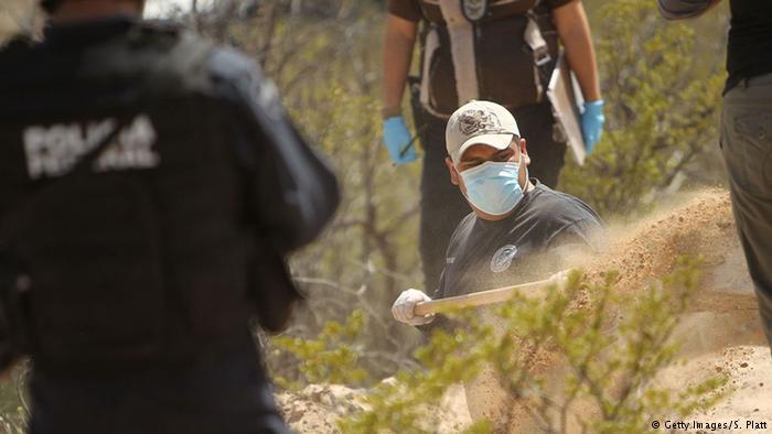 Encuentran los cuerpos de 6 mujeres que habían desaparecido en México