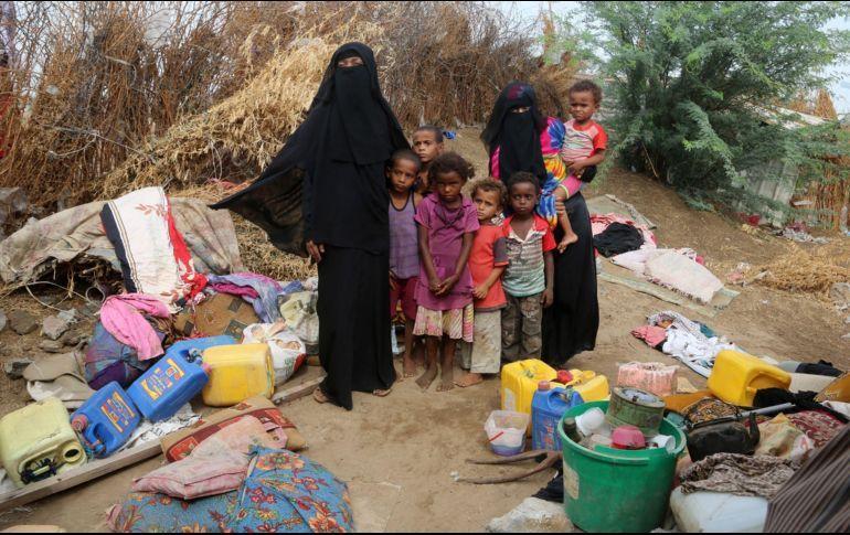 Ciclón deja 18 muertos y decenas de miles de afectados en Somalia y Yibuti