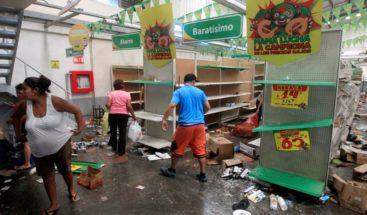 Comerciantes frenan intentos de saqueos en medio de crisis en Nicaragua