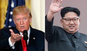 Trump habla con el líder de Singapur sobre su próxima cumbre con Kim Jong-un