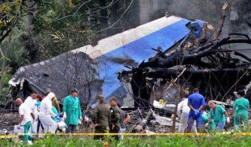 Muere una de las dos supervivientes del accidente aéreo de La Habana