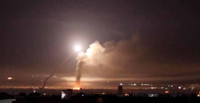 Siria afirma que ataque de Israel abre una etapa de