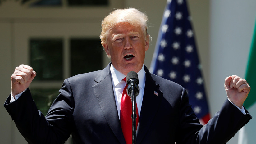 Trump insta que se cambie la opinión que se tiene sobre el terrorismo