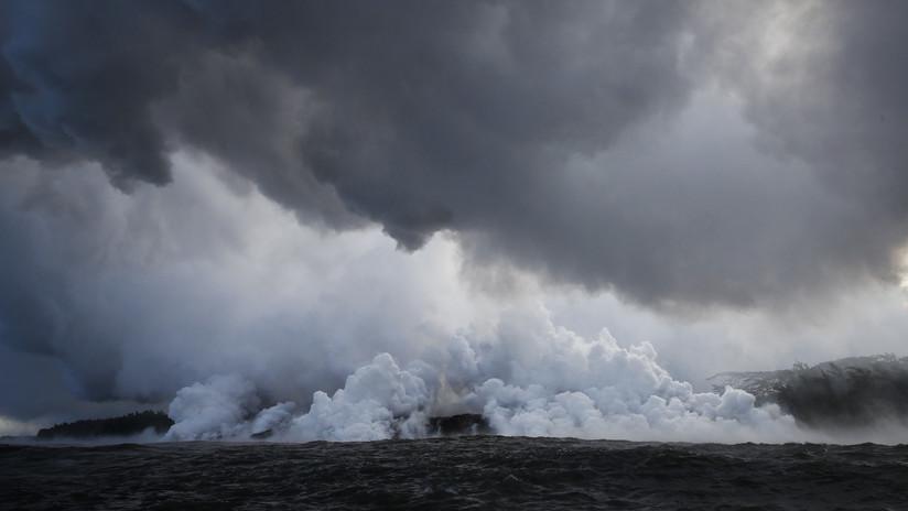 Nueva amenaza en Hawái: Nubes de ácido y vidrio se elevan sobre la mayor isla del archipiélago