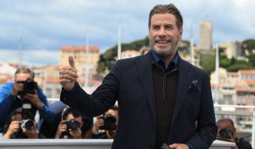 John Travolta baila en Cannes una canción de 50 Cent y revoluciona Twitter