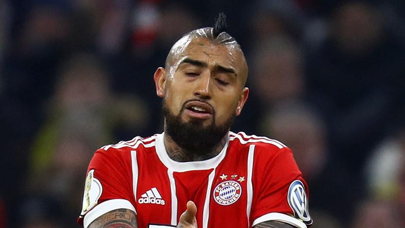 Futbolista Arturo Vidal podría ir a la cárcel en Alemania por