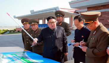 Kim Jong-un anuncia su