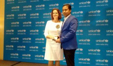 UNICEF reconoce a Color Visión por su apoyo en difusión de contenidos a favor de la infancia