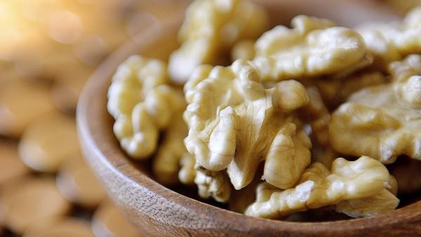 La nuez, el fruto seco que causa más alergias a los niños