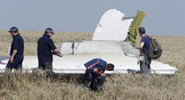 El misil que derribó el avión malasio en Ucrania fue lanzado por brigada rusa