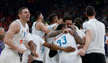 El Real Madrid gana su décima Euroliga tras vencer al Fenerbache turco