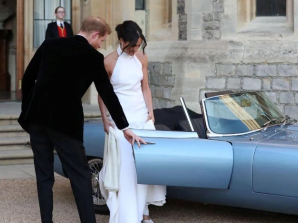 La normalidad se vuelve a instalar en Windsor un día después de la boda real