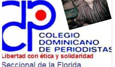 CDP en Florida expresa pesar ante fallecimiento de Teo Veras